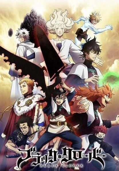 Black Clover. Confira a imagem promocional do novo arco do anime