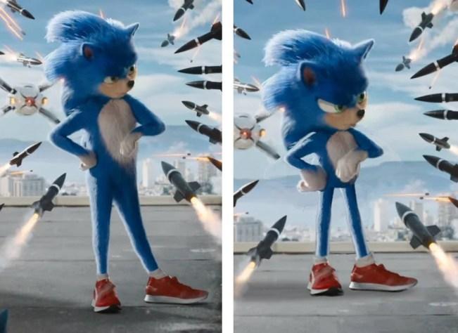 Sonic - O Filme | Após críticas pesadas, design do personagem será alterado