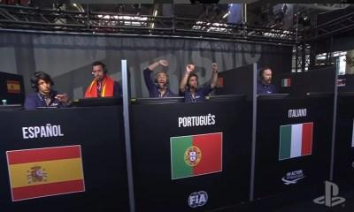 FIAGTC | Bate Papo com os comentaristas do Gran Turismo World Tour