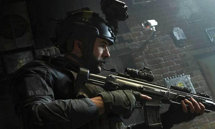 Jogos que vão aparecer na E3 - Call of Duty Modern Warfare