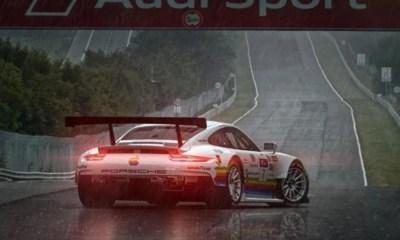 FIAGTC | Etapa de Nürburgring trará condições de chuva ao Gran Turismo