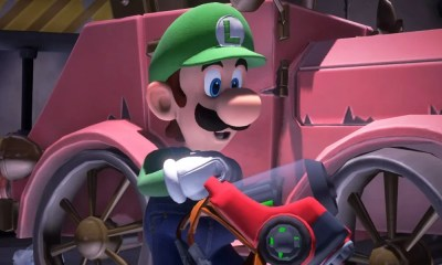 Luigi's Mansion 3: Gameplay é apresentado durante a E3 2019