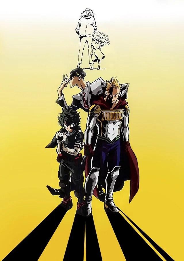 My Hero Academia: Novo poster faz referência à Agência Nighteye