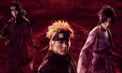 Naruto Stage | Confira o visual dos vilões na peça live-action