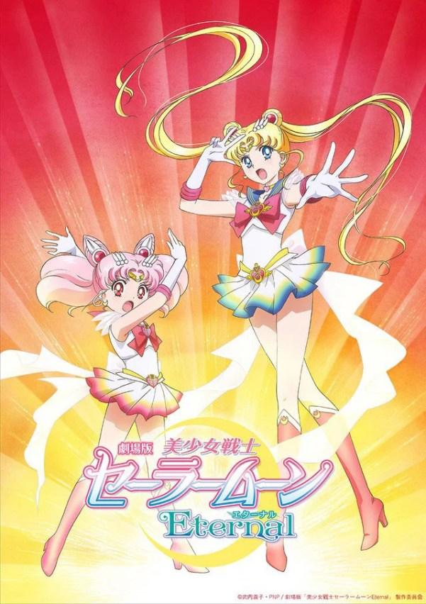 Filme Sailor Moon Eternal é anunciado. Confira o teaser