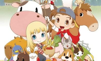 Harvest Moon | Remake anunciado para Switch recebe primeiro trailer