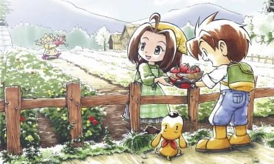 Harvest Moon | Famitsu anuncia remake para Nintendo Switch este ano
