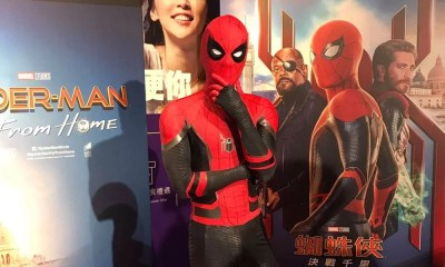Confira esse cosplay incrível do Homem-Aranha com olhos mecânicos