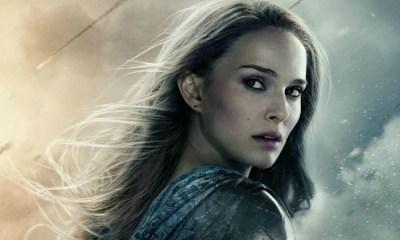 Natalie Portman já está se preparando para ser a Thor