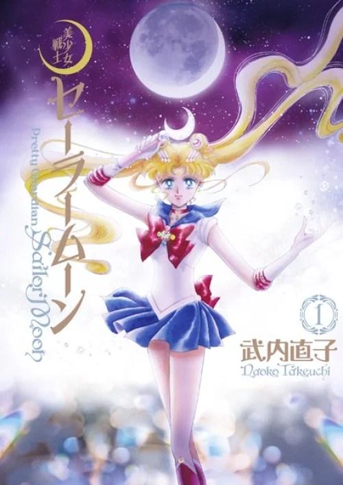 Sailor Moon Eternal Edition será lançado no Brasil pela Editora JBC
