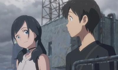 Weathering With You ganha trailer especial com as obras de Makoto Shinkai