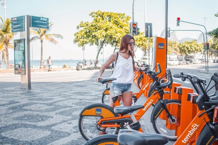 Itaú reforça sistema do Bike Rio e dá descontos durante o Rock in Rio