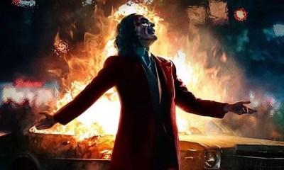 Coringa | Filme ganha poster IMAX com imagem exclusiva