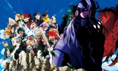 My Hero Academia HEROES:RISING | 2º poster é liberado em alta qualidade