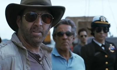 Primal   Confira o trailer do novo filme de Nicolas Cage