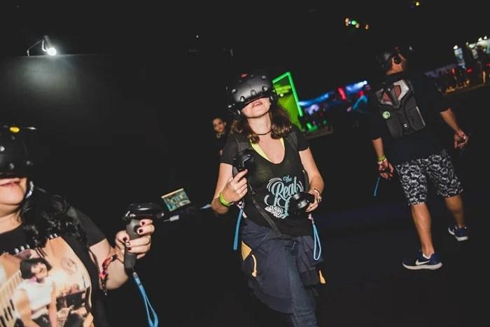 Rock in Rio | Nave, Game XP e 5G garantiram um show de tecnologia