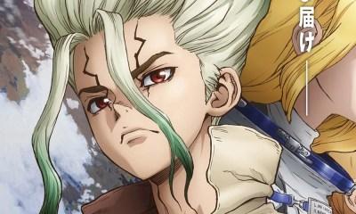 Dr. Stone | Pai de Senku aparece em novo poster do anime