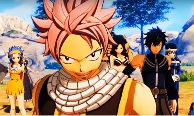 Fairy Tail | Confira 20 minutos de gameplay do novo RPG da franquia
