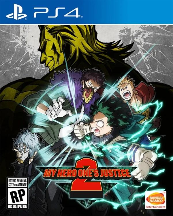 My Hero One's Justice 2 ganha trailer com trechos do gameplay