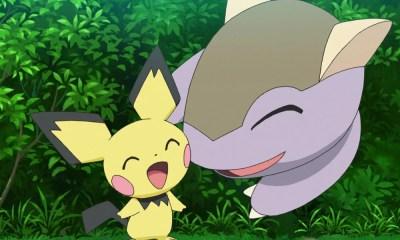 Pokémon   Primeiras cenas do novo anime são reveladas