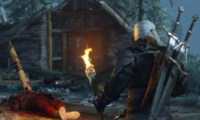 Confira o novo gameplay de The Witcher 3 para Switch