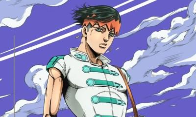 Jojo's Bizarre Adventure | OVAs de Rohan ganham imagem promocional