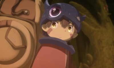 Made in Abyss: Dawn of the Deep Soul | Filme sequência ganha trailer