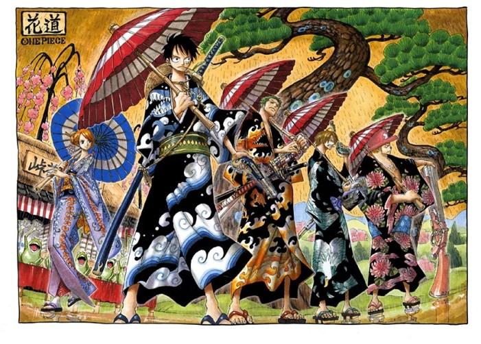 One Piece   Mangá terá pelo menos mais 5 anos até terminar