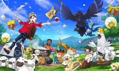 Pokémon Sword and Shield | Vaza lista de pokémon de Galar inéditos