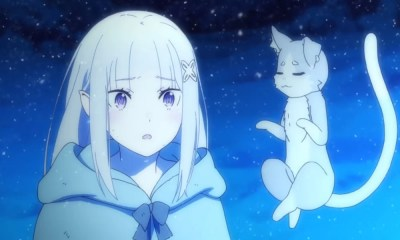 Re:Zero The Frozen Bond | OVA ganha novo trailer com música tema