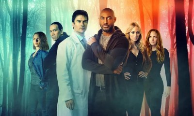 Apocalipse V terá 2ª temporada? | Ian Somerhalder fala sobre a continuação da série
