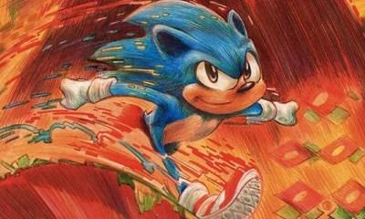 Sonic: O Filme Pôsteres exclusivos são divulgados na CCXP 2019