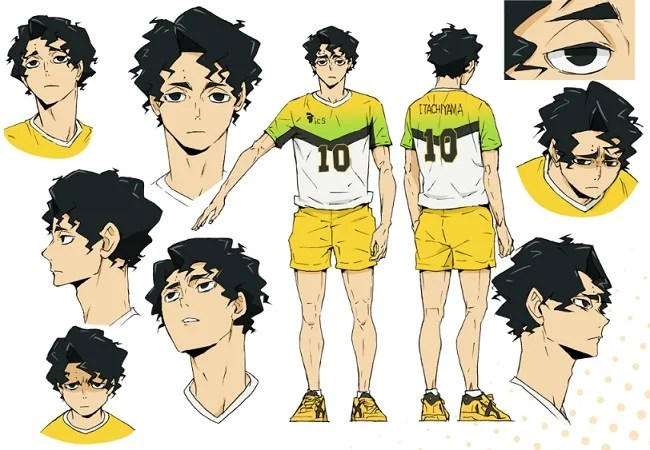 Haikyu!! TO THE TOP | Novo trailer revela o personagem Kiyoomi Sakusa