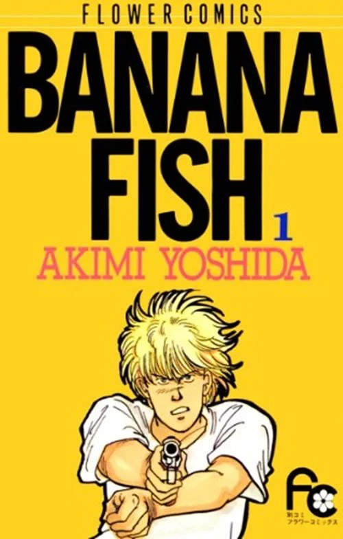 Editora Panini Comics publicará o clássico mangá Banana Fish