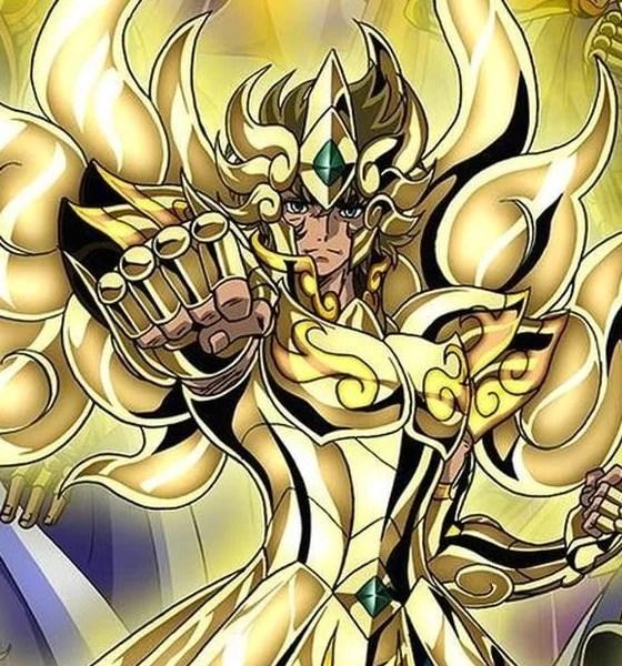Cavaleiros do Zodíaco: Alma de Ouro   Confira detalhes dos cards colecionáveis do evento da PlayArte