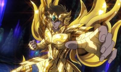 PlayArte libera a pré-venda dos boxes de Cavaleiros do Zodíaco: Alma de Ouro