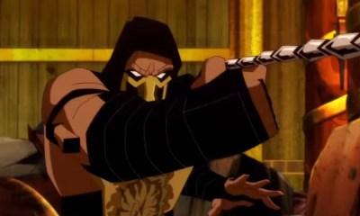 Filme Mortal Kombat Legends: Scorpion's Revenge ganha 1º trailer