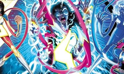Ms. Marvel ganha novo e poderoso traje em HQ. Confira!