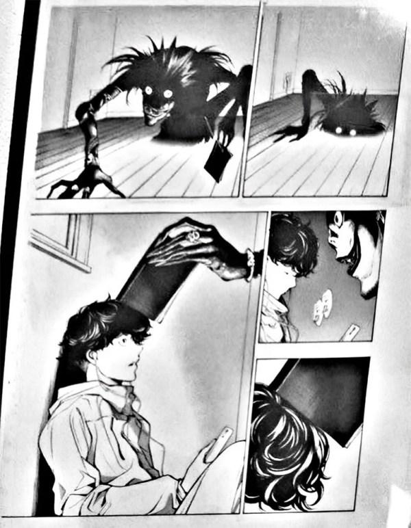 Death Note | Vazam primeiras páginas do novo mangá