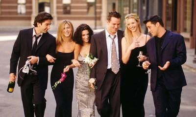 Série Friends pode voltar com um especial exclusivo da HBO