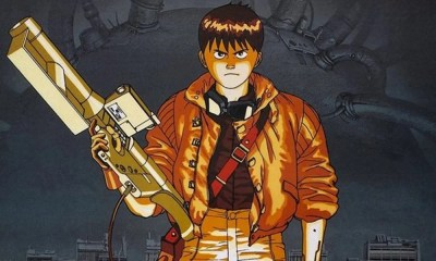 Akira ganha pôster especial para exibição nos cinemas em 4K. Confira!