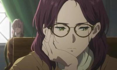Violet Evergarden Side Story chega ao ocidente em abril pela Netflix