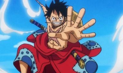 One Piece | Luffy e seus companheiros mandam recado de prevenção do Covid-19
