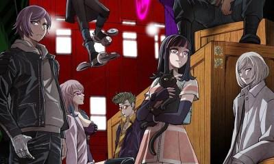 Mangá de Akudama Drive é revelado com primeira imagem promocional