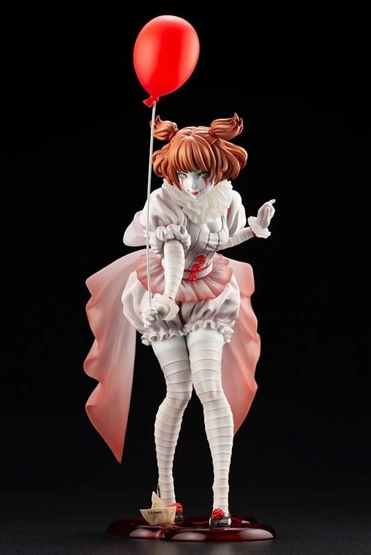 Kotobukiya lança versão Bishoujo do palhaço Pennywise, de It - A Coisa
