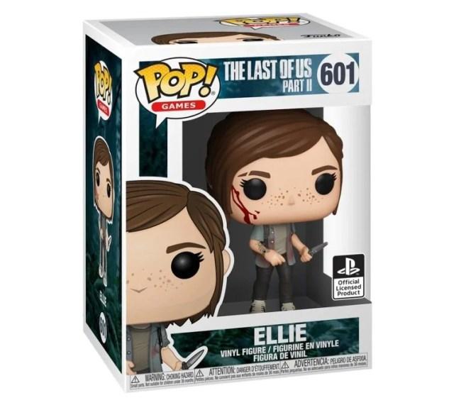 The Last of Us Part II | Funko anuncia figura POP! da personagem Ellie