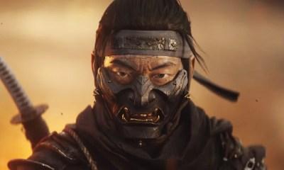 Ghost of Tsushima ganha um incrível trailer cinemático