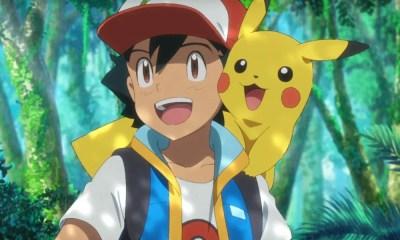 Pokémon the Movie: Coco é adiado para a temporada de Inverno no Japão