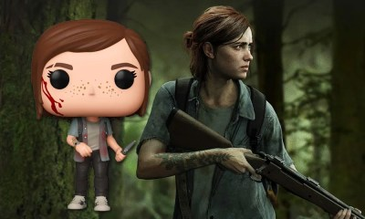 The Last of Us Part II | Funko anuncia figura POP! da personagem Ellie