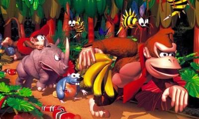 Clássico Donkey Kong Country chega em julho ao Nintendo Switch Online